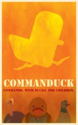Commanduck | MagicBlox Online Kid's Book