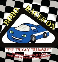 Bobo Races on the Tricky Triangle