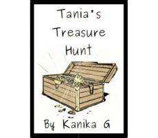 Tania's Treasure Hunt | MagicBlox Online Kid's Book
