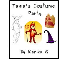 Tania's Costume Party