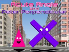 Acute Angle and Peter Perpendicular