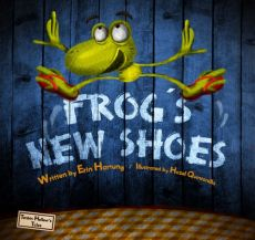 Frog's New Shoes