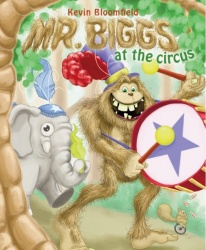 Mr. Biggs at the Circus | MagicBlox Online Kid's Book
